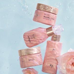 Free 7 Full Size $350 Valued GiftsJurlique Skin Care Giveaway