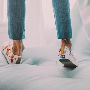 Up to 65% Off+Extra 15% OffSale Items @ Keds