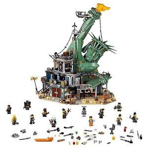 Lego2月1日上市Welcome to Apocalypseburg! - 70840 | 大电影2系列