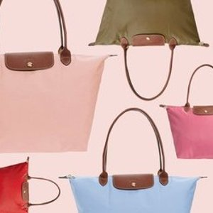 As Low As 36%off + Up to $100 Off11.11 Exclusive: Saks OFF 5TH Longchamp Bags Sale