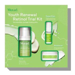 MuradValue $98Youth Renewal Retinol Trial Kit