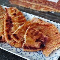烤鱿鱼 北海道特产