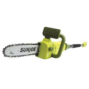$51.99(原价$179.95) 好价复活史低价:Sun Joe 手持加长2合1家用灌木修剪电锯