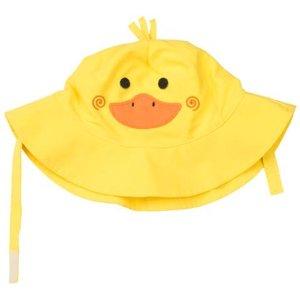 小黄鸭婴儿帽