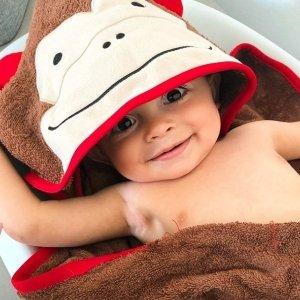 $8起 包邮上新:Skip Hop 婴幼儿超萌洗浴用品、玩具热卖