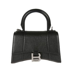 BalenciagaHourglass Top Handle Tote