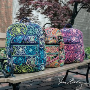 Up to 70% Off+Extra 30% OffSale Items @ Vera Bradley