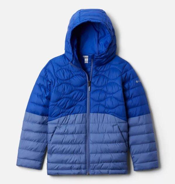 儿童保暖棉服外套 多色可选