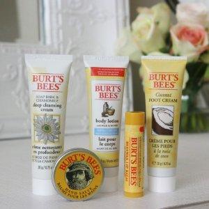 $8.74 Burt's Bees Essential Everyday Beauty Gift Set