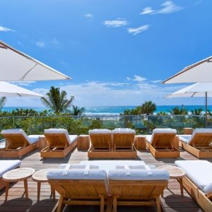 $629 per nightMiami 1 Hotel South Beach romantic sale@ Hotwire