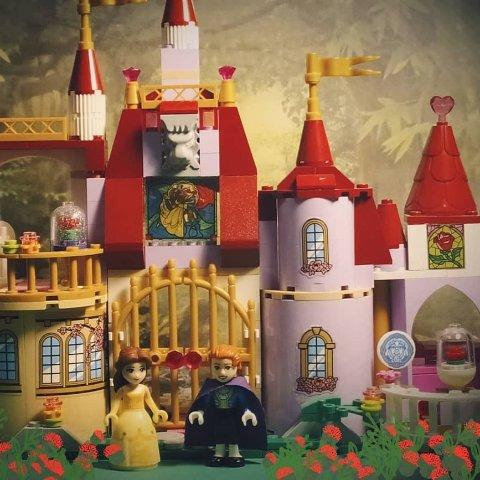 £3收迪士尼公主钥匙链LEGO 迪士尼系列好价收 公主系列全 还有超Q唐老鸭、高飞