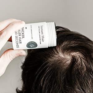 $27.95  拯救秃发星人Grace & Stella  头发浓密增稠纤维粉  稀疏发质救星