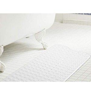 闪购$9.44(原价$19.99)Utopia Home 浴室抗菌防滑浴垫 16 x 39吋加长型