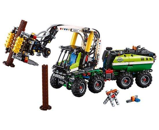 Technic™系列 Forest 机械车- 42080