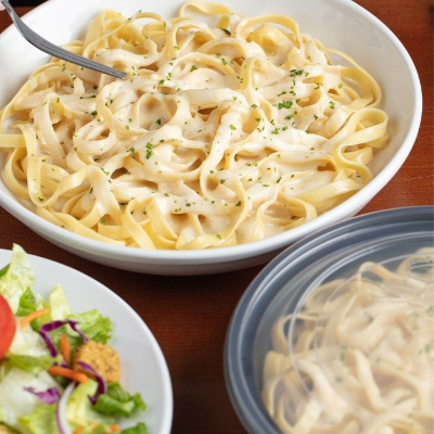 Take Home Entrees for $5 ONLYOlive Garden Take Home Offer with Dine-In