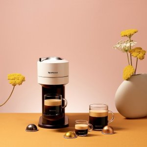 1.2L,可自动关机Nespresso Vertuo 胶囊咖啡机