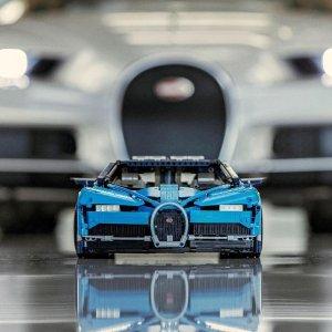 现价$299(原价$435.99)LEGO 乐高 42083 机械组系列布加迪Chiron超级跑车
