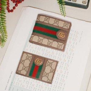 5折起+全场7.9折!卡包£138GUCCI 冬季大促开始 GG乐福、Logo围巾、经典包包等在线等爱