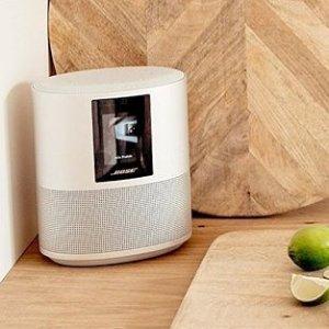 $249.99(原价$329.99)Bose Home 300/500 智能音响 小巧强大