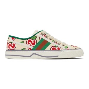 GucciGG Apple Tennis 1977 Sneakers运动鞋