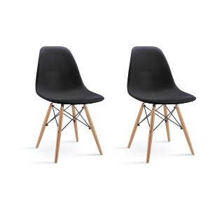 Ray Modern 2 Set Chairs