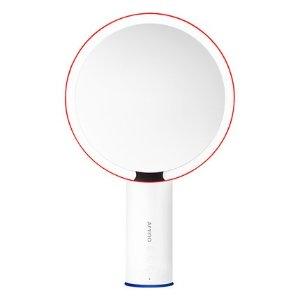 amiro感应化妆镜8英寸LED化妆台镜O系列