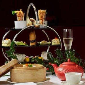 低至72折 品尝经典东方小吃Millennium Hotel Knightsbridge 千禧酒店东方风味下午茶