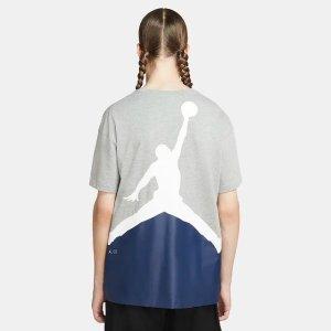 NikeJordan x Fragment短袖-灰色