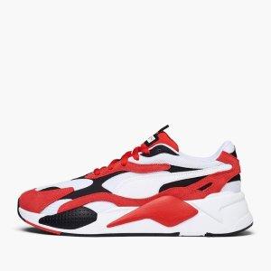 PumaRS-X 红白配色 运动鞋