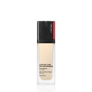 Shiseido新款粉底液