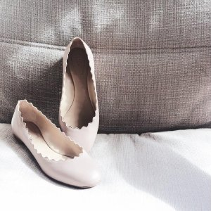 Up to 45% offCHLOÉ Suede Slippers @ THE OUTNET