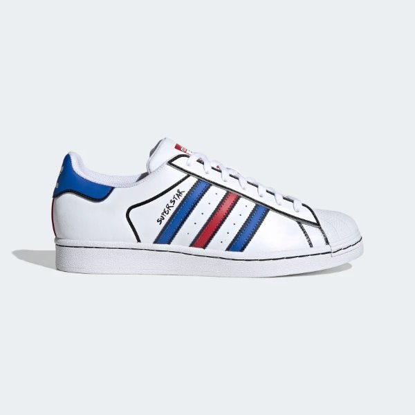 Superstar 贝壳头板鞋
