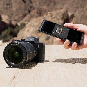 $3498 收a7S III 送$200礼卡Sony 相机、镜头大促 折上送礼卡 最高送$200