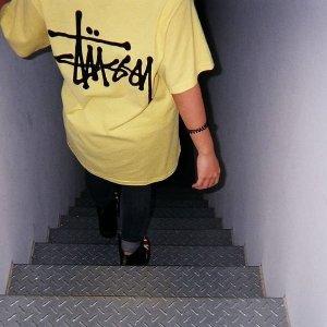 5折起+额外7折 经典T仅$35最后一天:Stussy 平价顶尖潮牌 Logo单品超值限时收