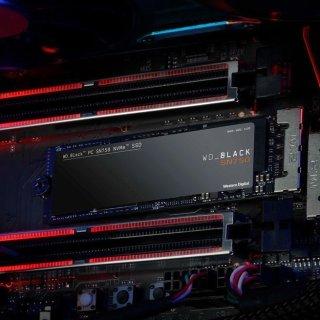 $104.99 (原价$109.99)WD BLACK SN750 黑盘 NVMe M.2 2280 500GB 固态硬盘