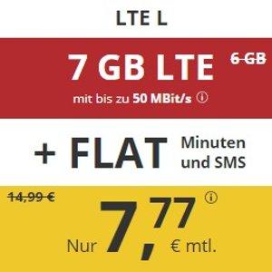 送1GB流量 代号入网送10欧逆天价:11点截止 包月电话/短信+7GB高速流量 月租只要7.77欧