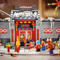 益智趣味 Lego新春限定(微众测)
