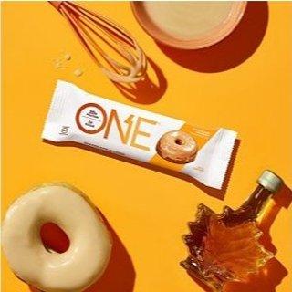 第2件5折ONE 高蛋白枫树口味甜甜圈 12条