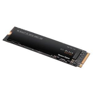 500GB $62.99, 1TB补货!补货:WD Black SN750 NVMe PCIe 固态硬盘 登录享9折