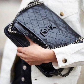 无门槛8折 经典NIKI、VIKY都有Saint Laurent 精选包包、美衣美鞋热卖 绝美logo成就经典