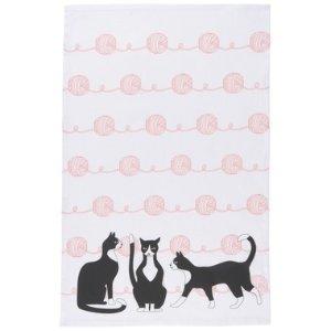 Now Designs猫咪毛巾