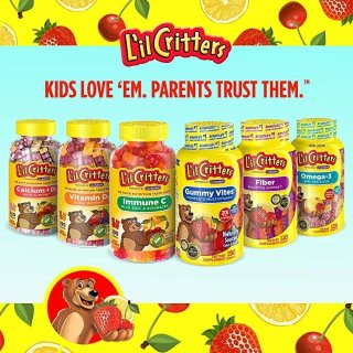 Buy 1, Get 1 50% offL'il Critters  Children's Vitamins & Supplements