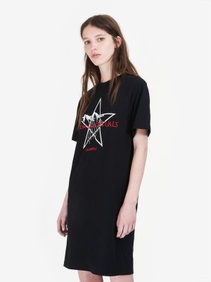 T Shirt Dress McQ   Dress  