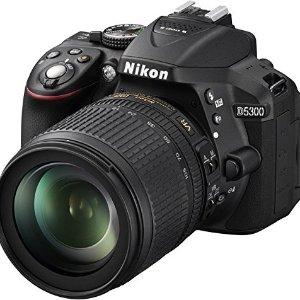 好价£559(原价£799)Nikon D5300 18-55mm VR镜头 套装热卖