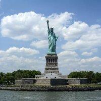 60分钟自由女神像和埃利斯岛观光游船 双人票