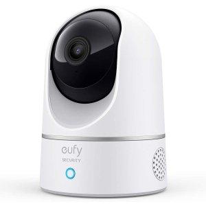 $62.99(原价$79.99)Eufy 2K 室内云台智能摄像头
