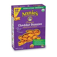 Annie's HOMEGROWN Annie's 兔仔形状有机小饼干 11.25 oz