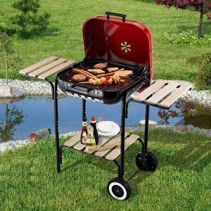 便携式烧烤炉+支架
