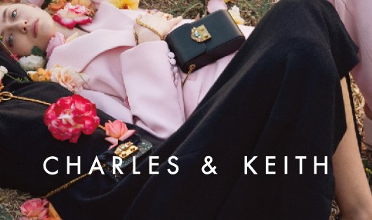 Charles & Keith 全线正价8折Charles & Keith 全线正价8折