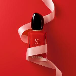 低至6折Armani官网 精选美妆香水热促 收Si系列、寄情系列、小胖丁唇釉